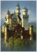 Нойшванштайн - сказочный замок на Лебедином озере